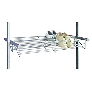 Wickes Double Shoe Rack - 900mm