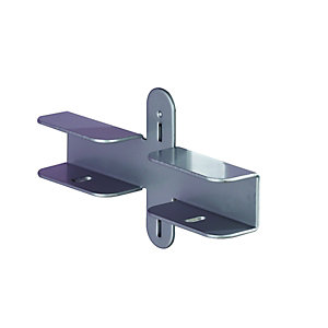 Wickes Shelf Bracket - Pack of 2