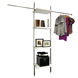 Spacepro Bedroom Storage System Large
