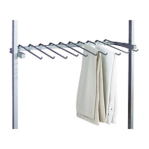 Spacepro Interior Wardrobe Trouser Rack - 900mm