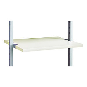 Spacepro Small Shelf White - 550mm