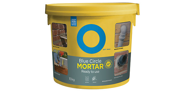 Premixed Mortar Mix