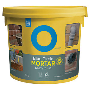 Blue Circle Mortar Mix - 5kg