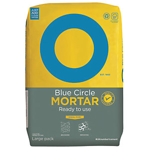 Blue Circle Quality Assured Mortar Mix - 20kg