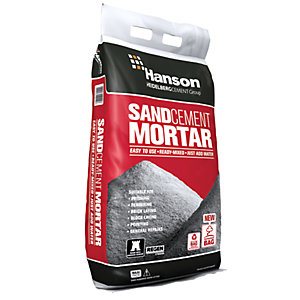 Hanson Sand Cement Mortar Maxi Bag - 20kg