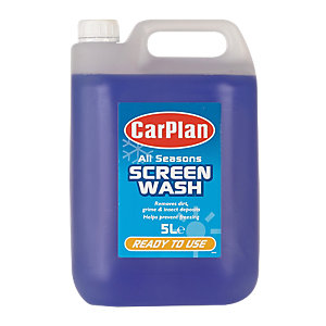CarPlan All Seasons Car Screen Wash - 5L