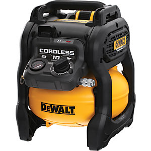 DEWALT 54V DCC1054T2-GB XR Flexvolt Air Compressor with 2 x 6.0Ah Batteries