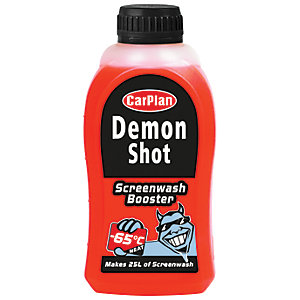 Demon Carplan Shot Screenwash 500ml