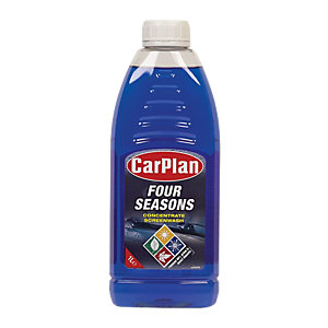 Wickes All Seasons Car Screen Wash - 1L