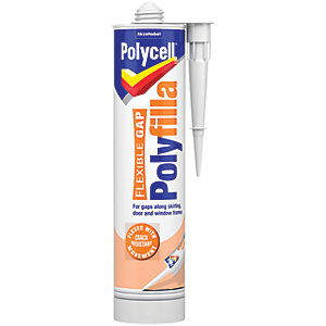 Polycell Polyfilla Flexible Gap Filler - 290g