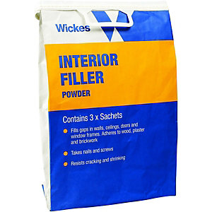 Wickes All Purpose Interior Powder Filler - 4.5kg