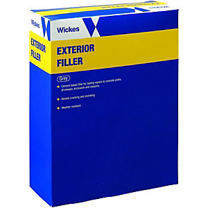 Wickes Exterior Powder Filler - 1.75kg