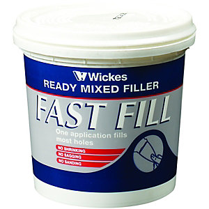 Wickes Lightweight Ready Mixed Filler - 950ml