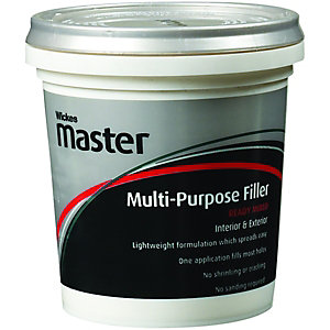 Wickes One Fill Ready Mixed Filler - 475ml