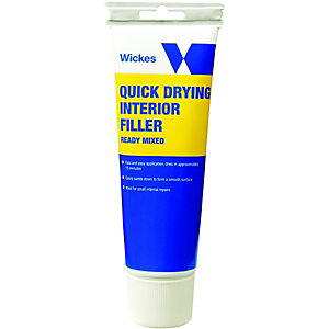 Wickes Quick Drying Filler - 330g