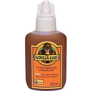 Gorilla Multi Purpose Glue - 60ml