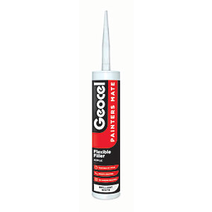 Geocel Painters Mate Acrylic Flexible Filler - White 310ml