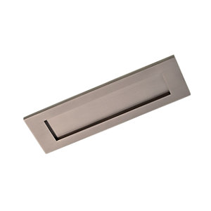 Wickes Letterbox - Victorian 76 x 255mm