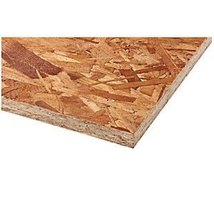 Wickes General Purpose OSB 3 Board - 11mm x 1220mm x 2440mm