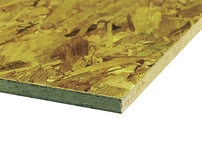 General Purpose OSB 3 Board - 18mm X 1220mm X 2440mm