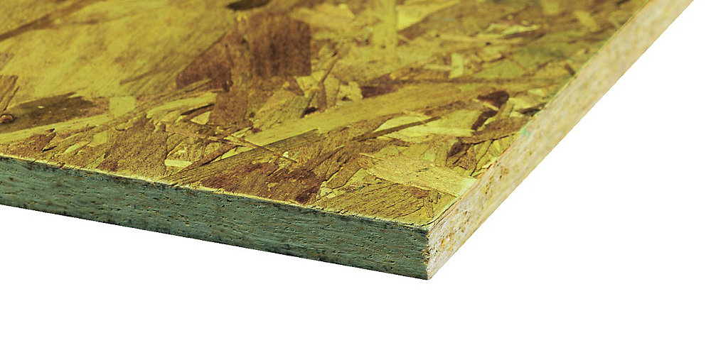 Wickes General Purpose OSB 3 Board - 18mm X 1220mm X 2440mm