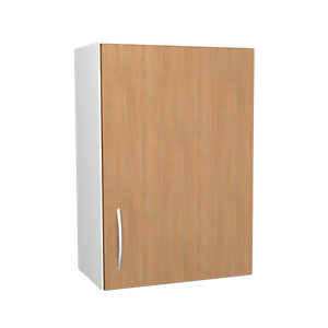 Wickes Oakmont Slab Wall Unit - 500mm