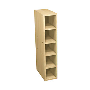 Wickes Oakmont Wine Rack - 150mm