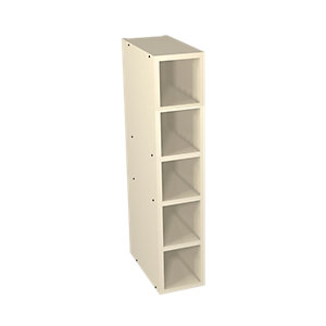 Wickes Orlando/madison Cream Wine Rack - 150mm