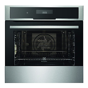 Electrolux Touch Control Multifunction Stainless Steel Oven EOC5851AAX