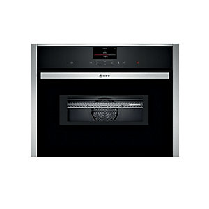 NEFF Built-In Compact Multifunction Combination Microwave Oven C17MS32N0B