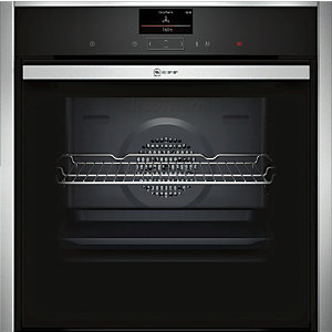 NEFF Single Oven with Home Connect B47CS34H0B