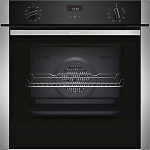 NEFF Slide & Hide Single Multifunction Oven with Circotherm B3ACE4HN0BB3ACE4HN0B
