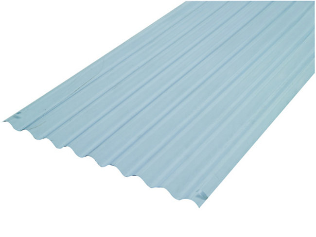 PVC Corrugated Sheets & Trims