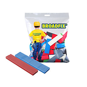 Broadfix Assorted Glazing Flat Packers - Pack of 120