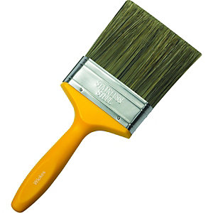 Wickes Mixed Bristle Masonry Brush - 4in