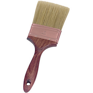 Wickes Woodstain & Varnish Brush - 3in