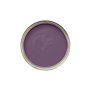 Wickes Colour @ Home Paint Tester Pot - Dark Amethyst 75ml