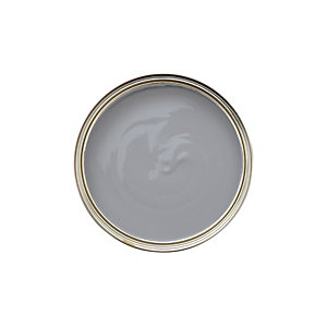 Wickes Colour @ Home Paint Tester Pot - Pewter 75ml
