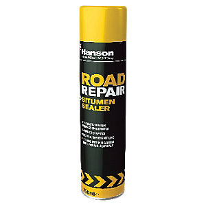 Hanson Ashphalt Road and Pothole Repair Bitumen Sealer - 750ml