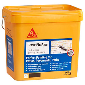 Sika Fast Fix Jointing Filler for Paving - Grey 11L