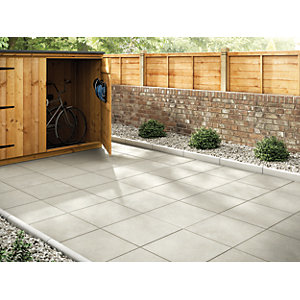 Marshalls Richmond Smooth Natural 450 x 450 x 32mm Paving Slab