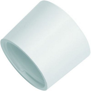 Wickes Lamp Holder Skirts - White Pack of 2