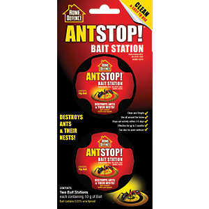Ant Stop Bait Station Traps - Pack of 2