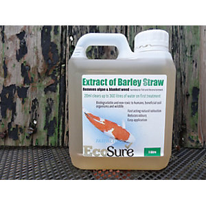 Unwins EcoSure Extract of Barley Straw - 1L