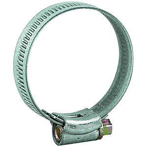 Wickes Hose Clips 30/40mm (Pack of 2)