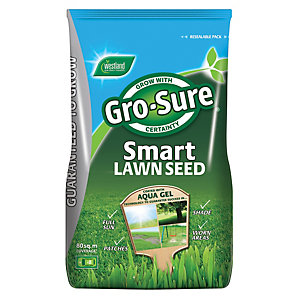 Gro-sure Smart Seed Bag 80m2 - 3.2kg