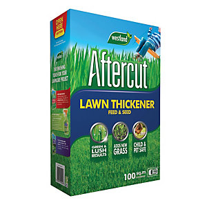 Westland Aftercut Lawn Thickener Feed & Seed Box 80m2 - 2.8kg
