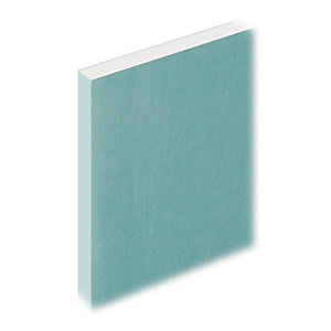 Knauf Moisture Panel Tapered Edge - 12.5mm x 1.2m x 2.4m