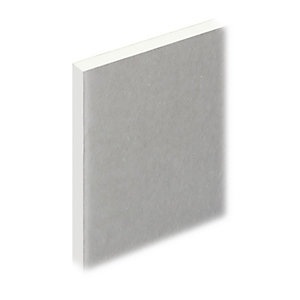 Knauf Plasterboard Tapered Edge - 15mm x 1.2m x 2.4m