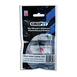 GripIt Dot & Dab Undercutting Tool - 18mm